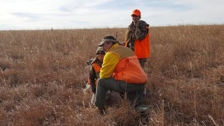 Veterans Pheasant hunt