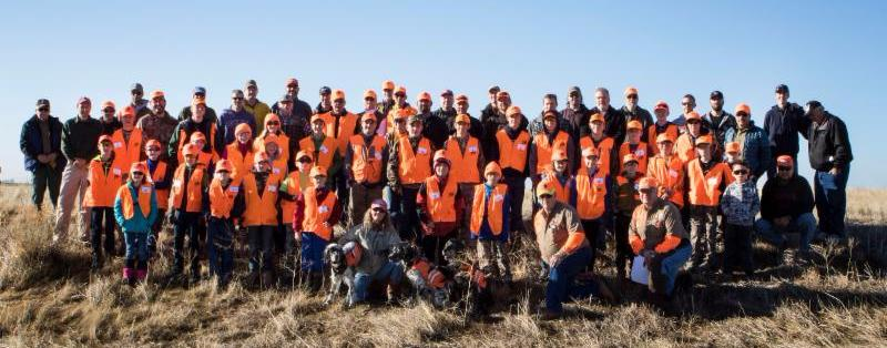 Northern Colorado Pheasants Forever Youth Outdoor Day