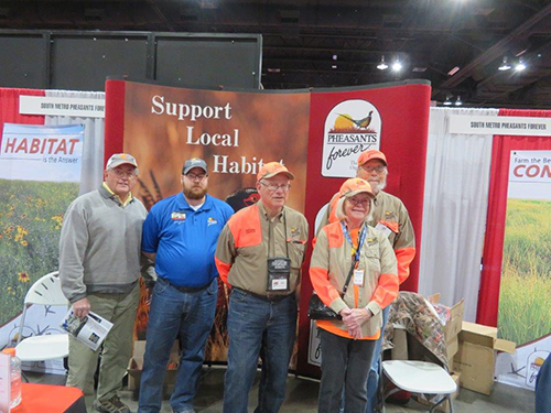 2019 ISE Show | Colorado Pheasants Forever